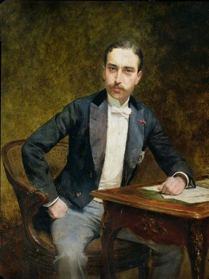 Charles Haas 1891-Theobald Chartran-Giclee Print