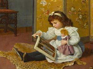 Story Time by Charles Haigh-Wood