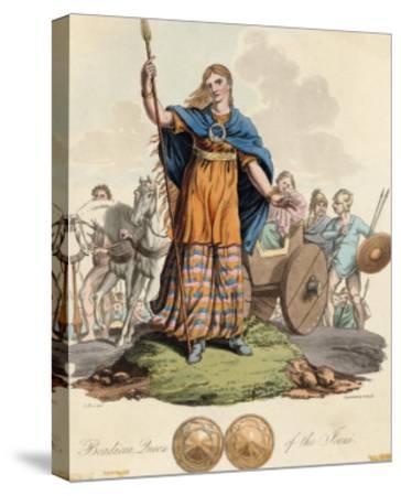 Boadicea (Variously Spelt Eg Boudicca) Queen of the Iceni Wife of Prasutagus