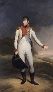 Portait de Louis Bonaparte, roi de Hollande by Charles Howard Hodges