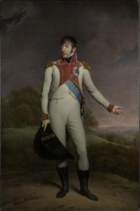 Portrait of Louis Napoleon, King of Holland,1809 by Charles Howard Hodges