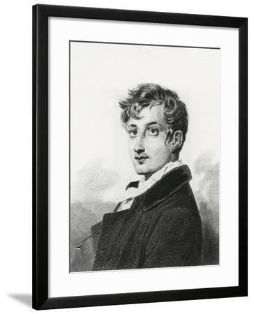 Charles Hubert Millevoye--Framed Giclee Print