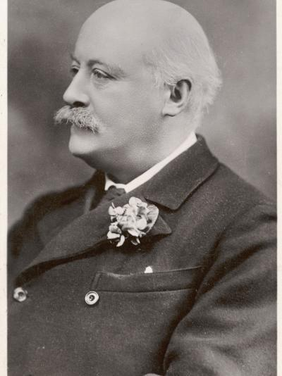 Charles Hubert Parry, English Composer--Photographic Print