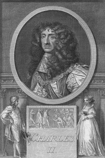 'Charles II', 1788-Unknown-Giclee Print
