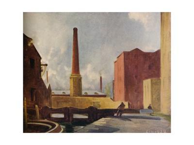 'Lock Gates, Blackburn', 1928 (1931)