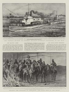 Battle of Omdurman by Charles Joseph Staniland