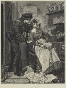 Forty Winks by Charles Joseph Staniland