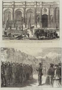 Franco-Prussian War by Charles Joseph Staniland