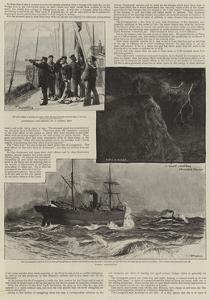 Our Coastguard by Charles Joseph Staniland