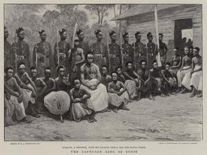 The Captured King of Benin by Charles Joseph Staniland