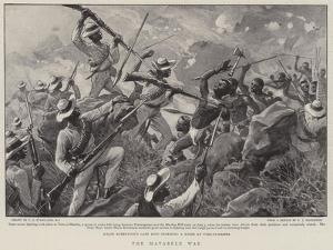 The Matabele War by Charles Joseph Staniland