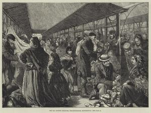 The Old Clothes Exchange, Phil's-Buildings, Houndsditch by Charles Joseph Staniland