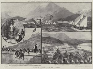 The Revolution in Crete by Charles Joseph Staniland