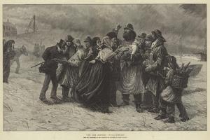 The Sole Survivor by Charles Joseph Staniland