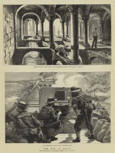 The War in Egypt by Charles Joseph Staniland
