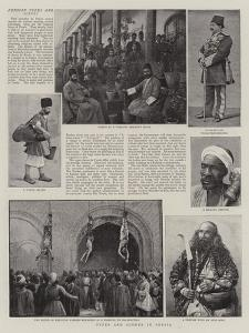 Types and Scenes in Persia by Charles Joseph Staniland