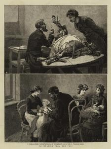 Vaccination from the Calf by Charles Joseph Staniland