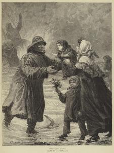 Welcome Home by Charles Joseph Staniland