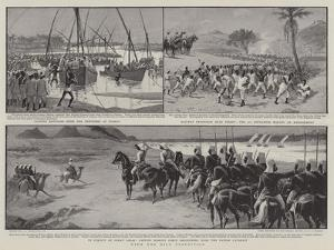 With the Nile Expedition by Charles Joseph Staniland