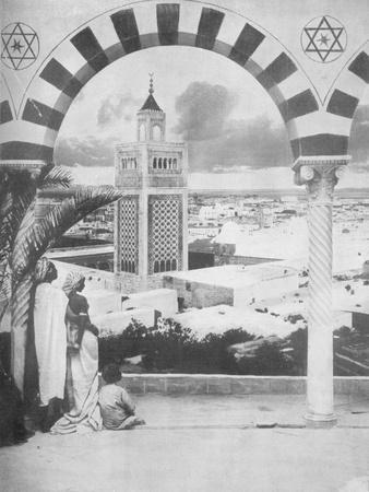 'Tunis. A Gateway of the East', c1913