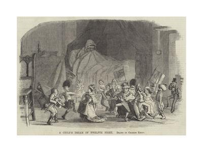 A Child's Dream of Twelfth Night