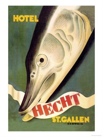 Hotel Hecht, St. Gallen