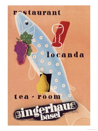 Singerhaus Basel: Restaurant, Locanda, Tea-Room