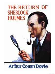The Return of Sherlock Holmes II by Charles Kuhn