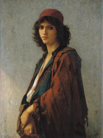 Young Bohemian Serb, 1872