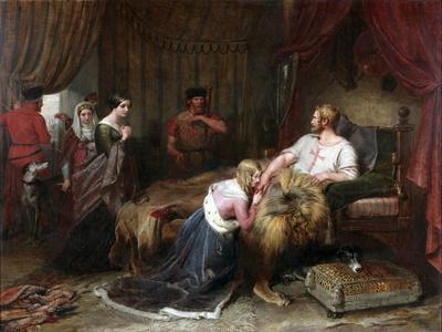 A Scene from Walter Scott's 'The Talisman', C.1840-60