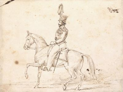 Emperor Pedro 1St, C. 1825-6
