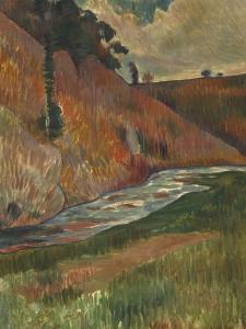 Paysage by Charles Laval