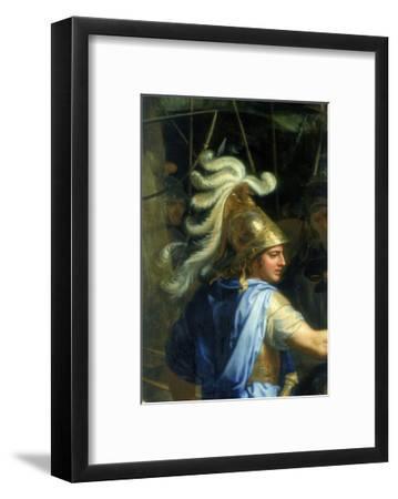Alexander and Porus, C1673