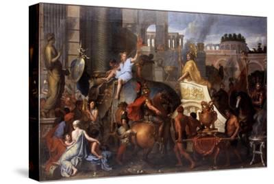 Alexander Entering Babylon (The Triumph of Alexander the Grea)