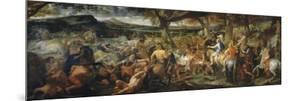 Alexandre et Porus by Charles Le Brun