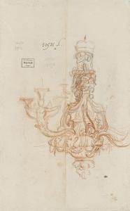 Chandelier by Charles Le Brun