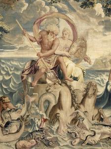 Les Eléments. L'eau. Le Char de Neptune by Charles Le Brun