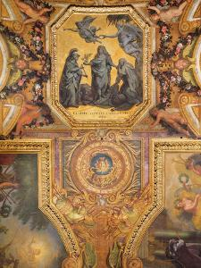 Peace Made at Aix-La-Chapelle in 1668 by Charles Le Brun