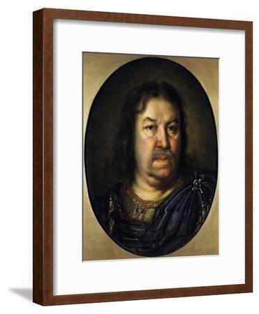 Portrait of Senator Prince Yakov Fyodorovich Dolgorukov, (1639-172), 1687