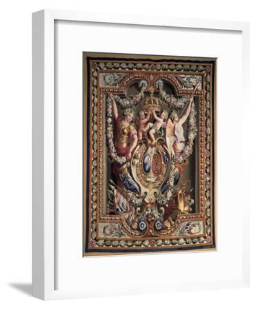 Tapestry, 1715-1716