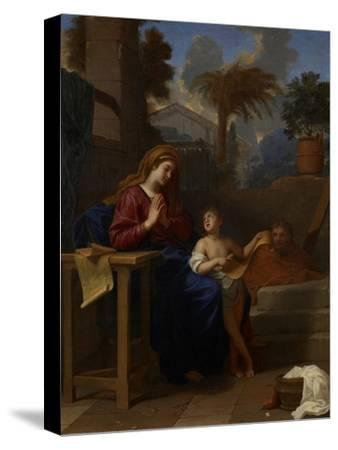 The Holy Family in Egypt, C.1660