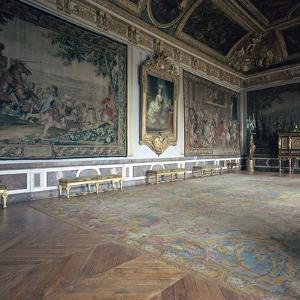 The Salon De Mars at Versailles, 17th century by Charles le Brun