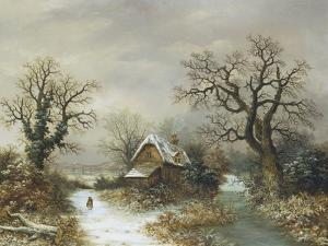 Christmas Eve by Charles Leaver