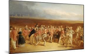 The Golfers, a Grand Match by Charles Lee