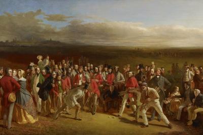 The Golfers, 1847
