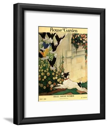 House & Garden Cover - July 1916