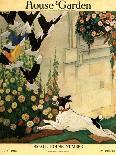 House & Garden Cover - July 1916-Charles Livingston Bull-Premium Giclee Print