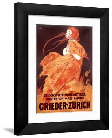 Grieder, Zurich