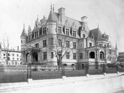 Charles M. Schwab Mansion, New York--Photographic Print