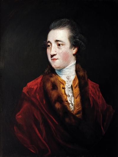 Charles Manners, 4th Duke of Rutland, C.1775-Sir Joshua Reynolds-Giclee Print